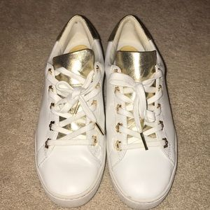 Michael Kors size 6 sneakers